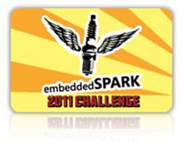 embeddedSPARK 2011 logo
