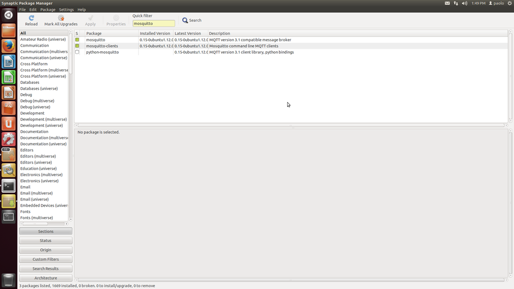 M2Mqtt client running on Ubuntu ? Yes, you can with Mono ! | Paolo