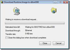downloading runtime image