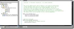 project registry 2