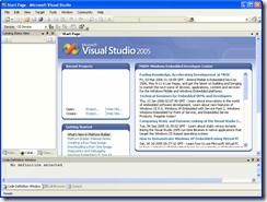 VS 2005 IDE
