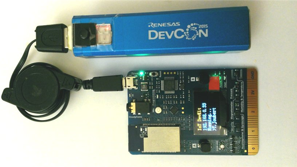 Connecting MXCHIP IoT DevKit to Azure
